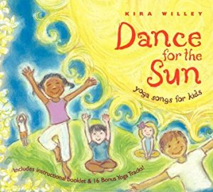 Kira Willey Dance for the Sun Album Cover